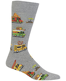 Hot Sox Men's Food Truck Socks