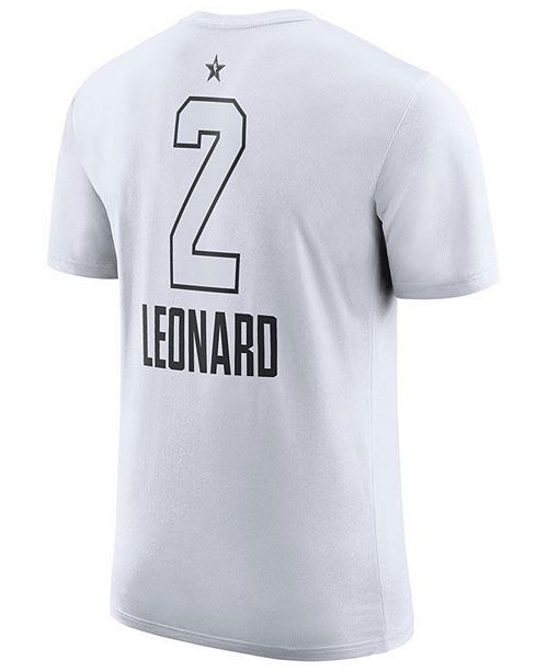 1fd525f020d61b Jordan Men s Kawhi Leonard San Antonio Spurs All Star Player T-Shirt ...