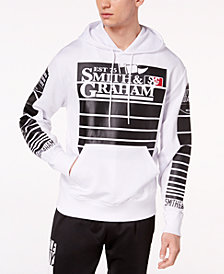 Men's Striped Hoodie