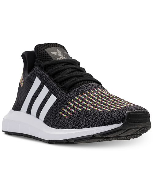 adidas Women s Swift Run Casual Sneakers from Finish Line - Finish ... 5a9a18c75