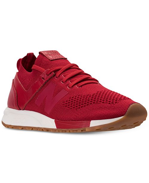 f139709f9038 ... New Balance Men s 247 Deconstructed Casual Sneakers from Finish ...