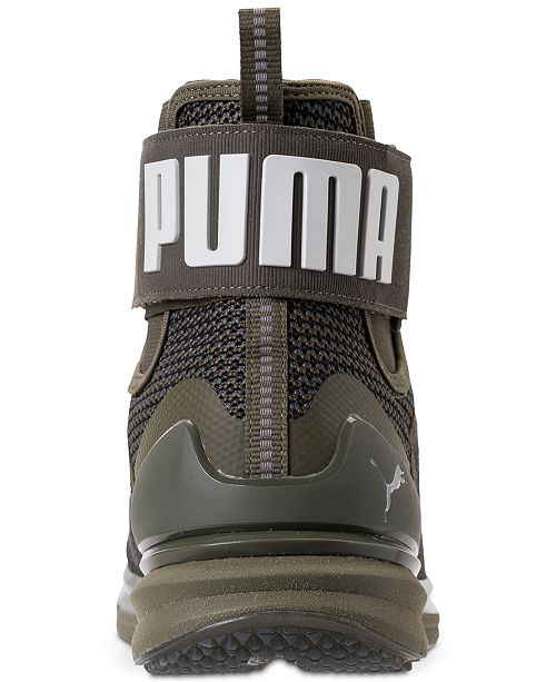 official photos 2b7ad ef1f3 Puma Men's Ignite Limitless Boots from Finish Line & Reviews ...