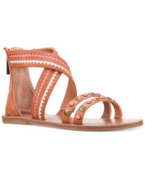 Nina Phelisha Gladiator Sandals, Toddler & Little Girls (4.5-3) 5953378