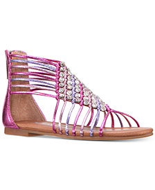 Nina Karlee Gladiator Sandals, Toddler & Little Girls
