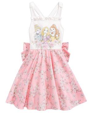 Disney Princesses Halter Tutu Dress, Toddler Girls 5953288