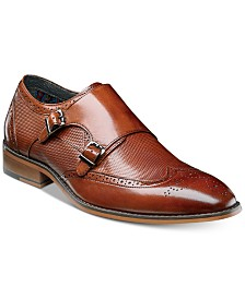 Stacy Adams Men's Lavine Double Monk Strap Loafers