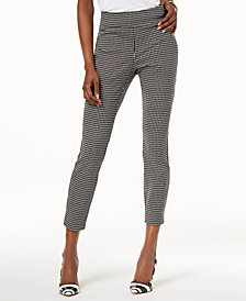 I.N.C. Pull-On Ankle Skinny Pants, Created for Macy's