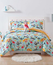 My World Party Animals Comforter Sets