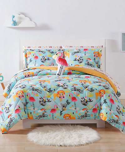 Laura Hart Kids Party Animals Comforter Sets