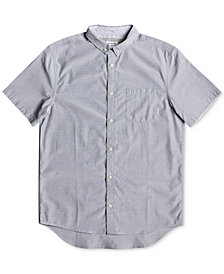 Quiksilver Men's Valley Groove Chambray Shirt
