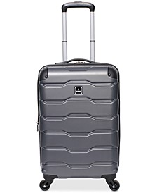 "Matrix 2.0 20"" Hardside Expandable Carry-On Spinner Suitcase, Created for Macy's"