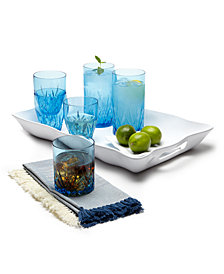 Q Squared Aurora Topaz Drinkware Collection