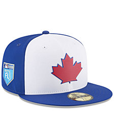New Era Toronto Blue Jays Spring Training Pro Light 59Fifty Fitted Cap