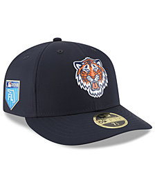 New Era Detroit Tigers Spring Training Pro Light Low Profile 59Fifty Fitted Cap