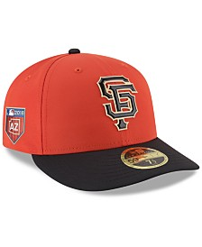 New Era San Francisco Giants Spring Training Pro Light Low Profile 59Fifty Fitted Cap
