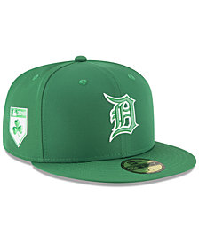 New Era Detroit Tigers St. Patty's Day Pro Light 59Fifty Fitted Cap