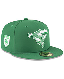 New Era Baltimore Orioles St. Patty's Day Pro Light 59Fifty Fitted Cap