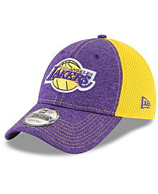 New Era Los Angeles Lakers Shadow Turn 2 Adjustable Cap