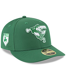 New Era Baltimore Orioles St. Patty's Day Pro Light Low Crown 59Fifty Fitted Cap
