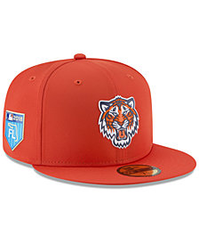 New Era Detroit Tigers Spring Training Pro Light 59Fifty Fitted Cap
