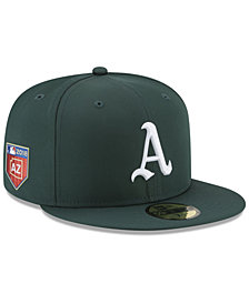 New Era Oakland Athletics Spring Training Pro Light 59Fifty Fitted Cap