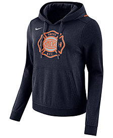 Nike Women's New York Knicks Club City Edition Hooded Sweatshirt