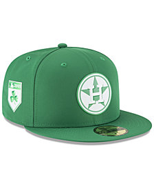 New Era Houston Astros St. Patty's Day Pro Light 59Fifty Fitted Cap
