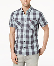 Tommy Hilfiger Men's Jonny Plaid Shirt