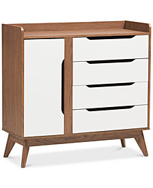 Brighton Shoe Cabinet, Quick Ship