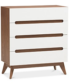 Calypso 4-Drawer Chest