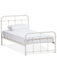 Mandy Twin Bed, Quick Ship