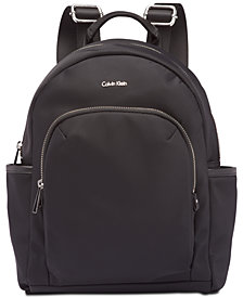 Calvin Klein Tanya Signature Backpack