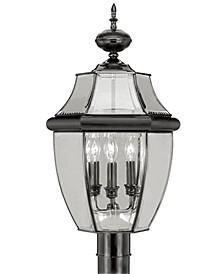 """Monterey 24"""" Outdoor Post Lantern"""