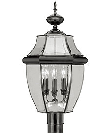 "Livex Monterey 24"" Outdoor Post Lantern"