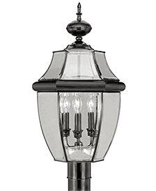 """Livex Monterey 24"""" Outdoor Post Lantern"""