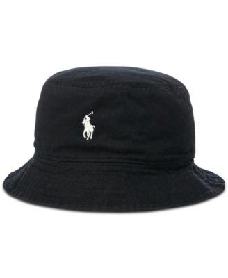 Polo Ralph Lauren. Men\u0027s Reversible Twill Bucket Hat. 1 reviews. main image  ...