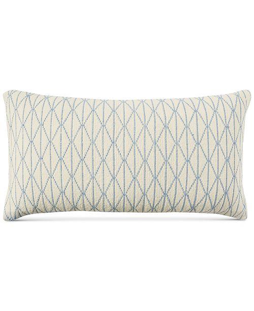 Lucky Brand CLOSEOUT Cotton Diamond 40 X 40 Decorative Pillow Mesmerizing 30 X 30 Decorative Pillows