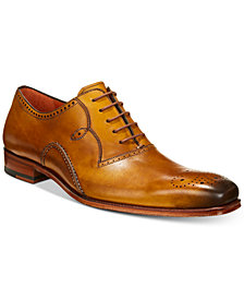 Mezlan Men's Munster Balmoral Lace-Up Oxfords, Created for Macy's