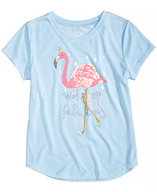 Max & Olivia Graphic-Print Pajama Shirt, Little Girls & Big Girls, Created for Macy's