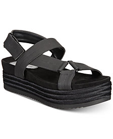 Call It Spring Peresien Flatform Sandals