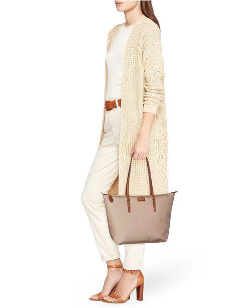 5604a141eb6e3 Lauren Ralph Lauren Chadwick Shopper   Reviews - Handbags ...