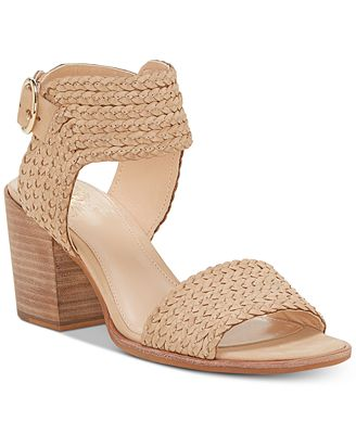 Vince Camuto Kolema Woven City Sandals
