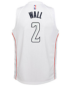 Nike John Wall Washington Wizards City Edition Swingman Jersey, Big Boys (8-20)