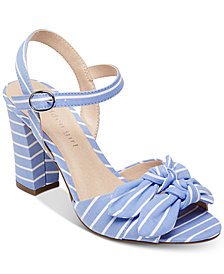 Madden Girl Bows Two-Piece Dress Sandals