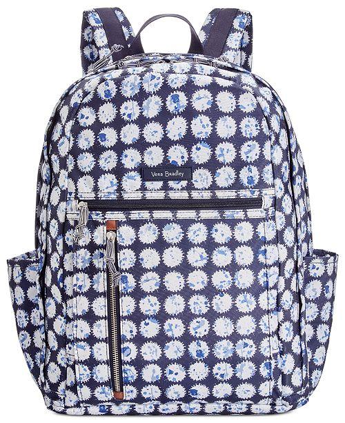 4cfa44ec0496 Vera Bradley Lighten Up Grand Backpack   Reviews - Handbags ...