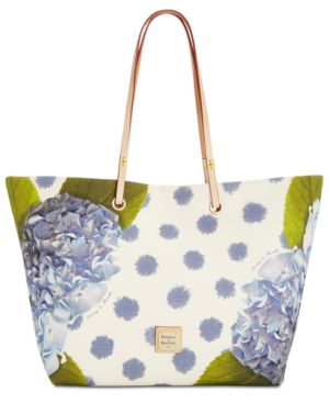 Dooney & Bourke Addison Flower Medium Tote 5982608