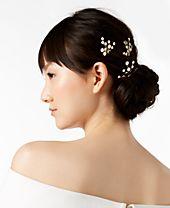 I.N.C. Gold-Tone Multi-Circle Hair Pins, Created for Macy's