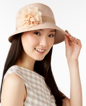 Edwardian Hats, Titanic Hats, Tea Party Hats August Hats Tea Time Cloche $25.50 AT vintagedancer.com