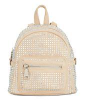 Steve Madden Scottie Crystal Mini Crossbody Backpack