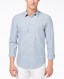 Calvin Klein's Men's French Placket Shirt